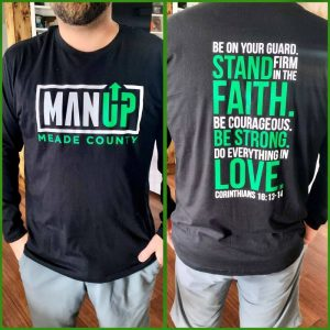 Man Up Long Sleeve