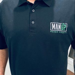 Man Up Polo